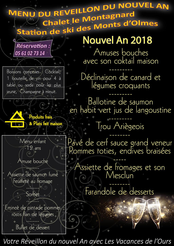 Fetez Le Nouvel An 2018 Aux Monts D Olmes